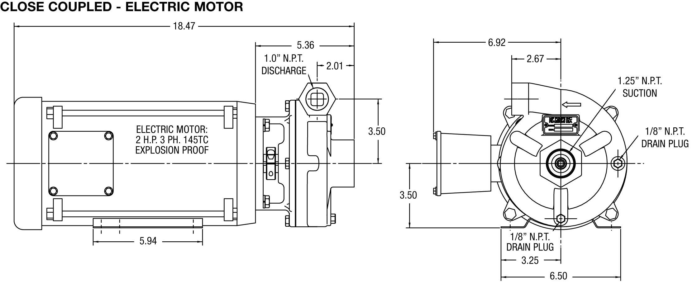plano pump mp 60