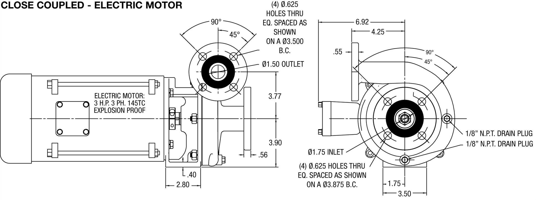 plano pump mp 80